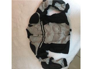 Jacket con protectores nuevo , Puerto Rico