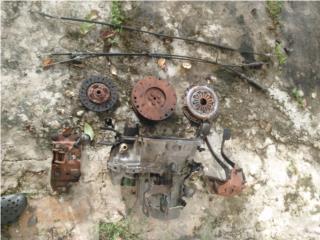 Transmicion de mitsubishi mirage, Puerto Rico
