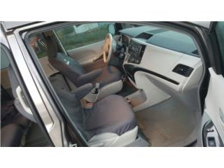 Covers de Asiento Toyota Sienna, Puerto Rico