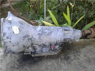 Transmisión 400 Chev.o GM, Puerto Rico