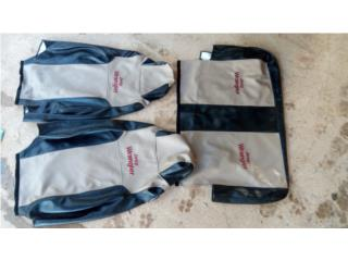 Cover asiento Jeep 97-2006, Puerto Rico