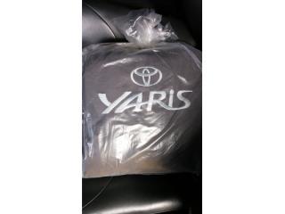 Toyota Yaris 2016 cover asientos , Puerto Rico