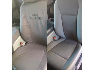 Covers en tela para asientos auto desde $89, Puerto Rico