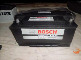 Bateria Bosh 1000 cc nueva, Puerto Rico