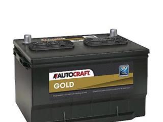 Autocraft 850 AMP, Puerto Rico