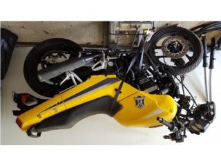 2004 Kawasaki Ninja 250cc, Puerto Rico