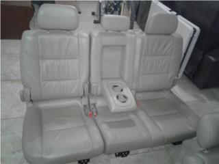 Butacas en piel Toyota Tundra 2004 500$, Puerto Rico