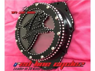 Hayabusa 2017 New 3D clutch cover , Puerto Rico