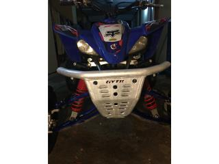 Bumper.GYTR YFZ450 , Puerto Rico