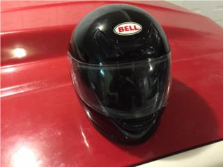 Casco de Motora Bell XL negro, Puerto Rico