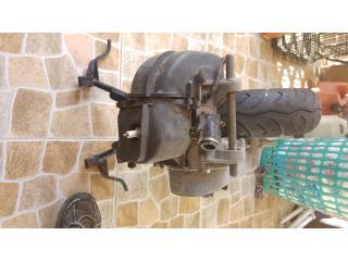 Motor de vento triton 90cc mezcla, Puerto Rico