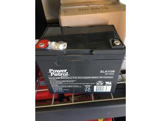 Baterias Recargables 35 AH , Puerto Rico