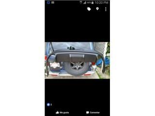 Rear diffuser ( lip tracero) mustang 2010-12, Puerto Rico
