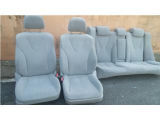 asientos de toyota camry 2007- 2011, Puerto Rico