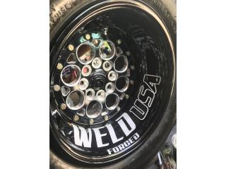 Aros weld, Puerto Rico