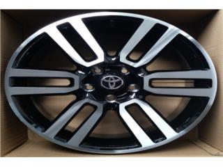 "AROS 4RUNNER LIMITED 18"" 5-ROTOS, Puerto Rico"