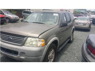 Ford Explorer 2005, Puerto Rico