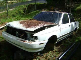 Tapicería Nissan sentra 91/94 de todo , Puerto Rico