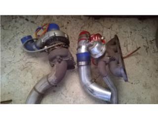 sistema turbo 1.8, Puerto Rico