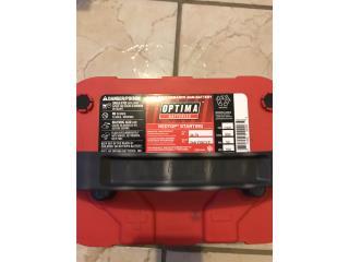 Bateria Optima, Puerto Rico