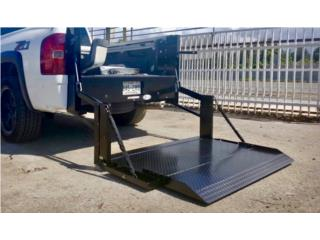 Liftgates Tommy Gate para Pickups y Camiones, Puerto Rico