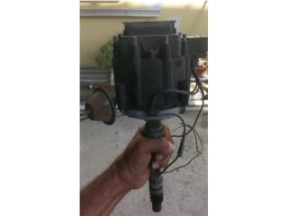 Ignicion electronica de GM V8, Puerto Rico
