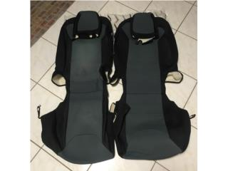 Kings Neoprene Front Seat Covers for Jeep JK, Puerto Rico
