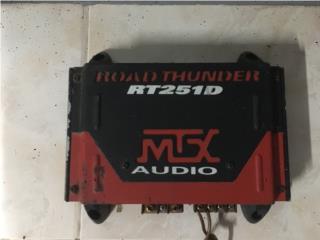Amplificador MTX , Puerto Rico