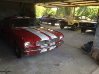Piezas de Mustang 65al 69, Puerto Rico
