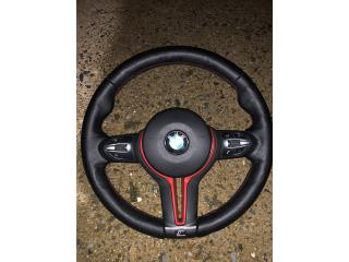 BMW guíe M, steering Wheel, Puerto Rico