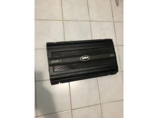 Amplificador anka 2000 watt, Puerto Rico