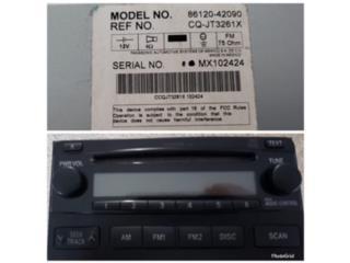 ** TOYOTA CELICA 2005 RADIO **, Puerto Rico