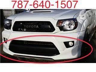 Front lip Toyota Tacoma new , Puerto Rico
