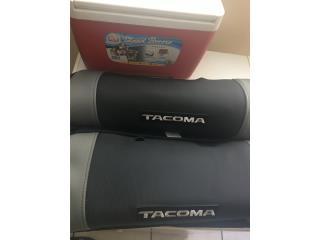 Cover Toyota Tacoma, Puerto Rico