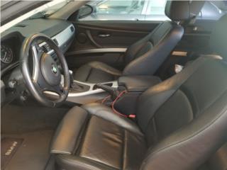BMW Interiores sport negros (nuevos), Puerto Rico