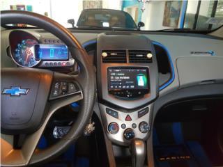 Radio Chevrolet Sonic Con Careta, Puerto Rico