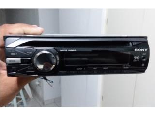 Radio Sony Xplod, Puerto Rico