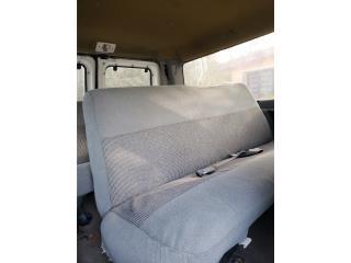 3 asiento de ford van 250 largos 97, Puerto Rico