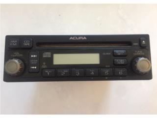 Radio Acura RSX Original, Puerto Rico