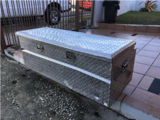 Caja en Aluminio para Pick Up, Puerto Rico