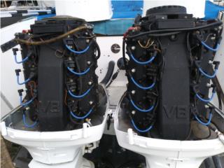 Motores Evinrude v8, Puerto Rico