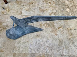 """Anclo tipo """"Plow"""" en Aluminio, Puerto Rico"""
