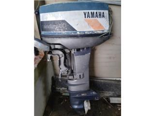 Yamaha 40, Puerto Rico