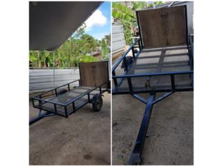 Carreton 8 x 4 1/2, Puerto Rico