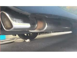 Pipa TRD Corolla 2014-2019 Se Cambia, Puerto Rico