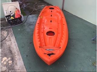 Venta de Kayak para dos pasajeros con pocoUso, Puerto Rico
