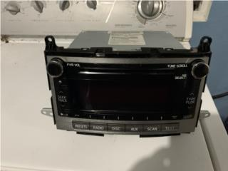 Radio Toyota venza 2012 , Puerto Rico