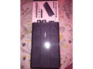 Audiopipe 2,000w amplificador, Puerto Rico