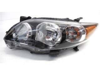 Corolla 11-13 (set Headlamp)new , Puerto Rico