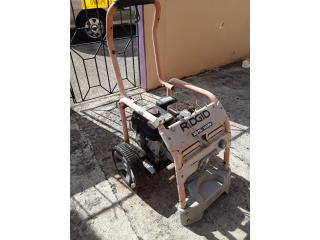 Maquina de precion RIDGID , 3000pis, Puerto Rico